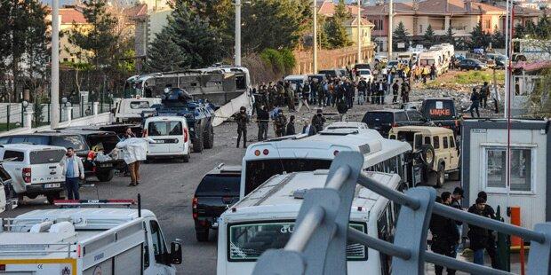 Türkei: Attentäter von Diyarbakir verhaftet