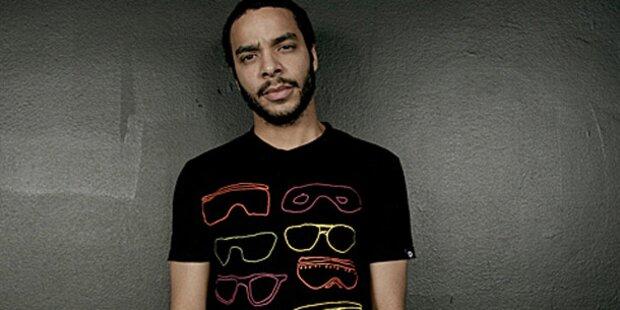Star-DJ Mehdi (34) stürzte in den Tod