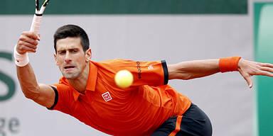 Djokovic, Nadal zum Start souverän