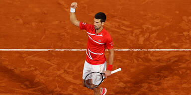 Djokovic folgt Nadal ins Finale der French Open