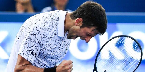 Djokovic: Ende der Achterbahnfahrt?
