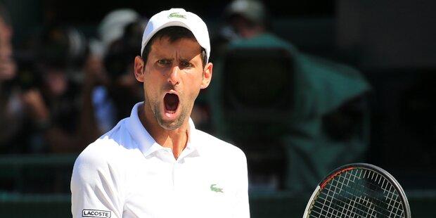 Djokovic erobert Tennis-Thron zurück