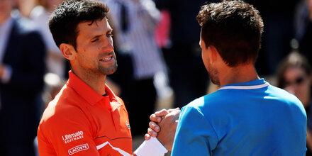 Djokovic: Thiem wird die neue Nummer 1