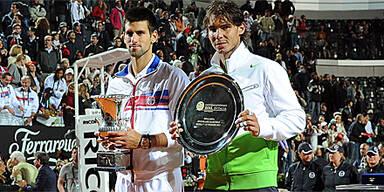 Djokovic plant Nadals Sturz