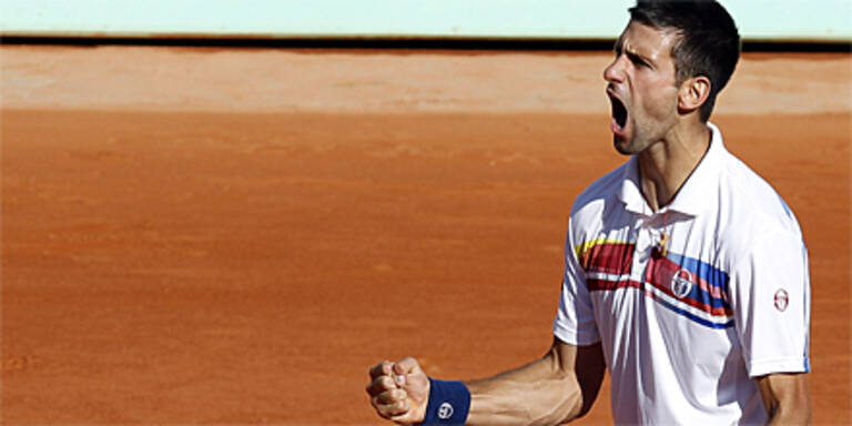 Djokovic kampflos im Semifinale