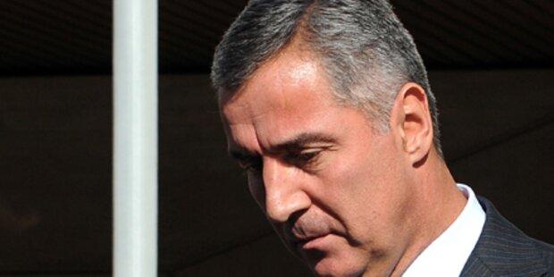 Montenegros Premier tritt zurück