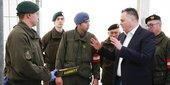 Doskozil: Grenzschutz auch am Brenner