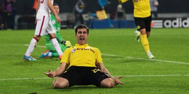 Dortmund gewinnt Duell gegen Galatasaray