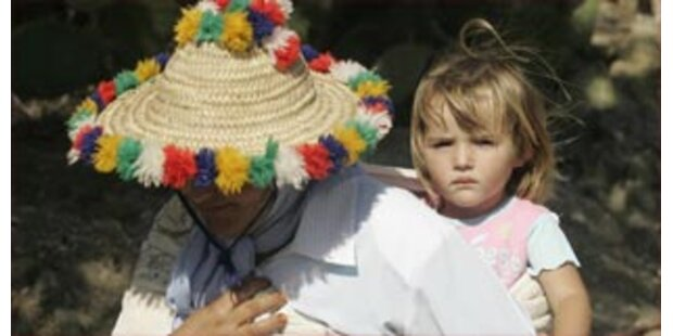 Blondes Mädchen auf Foto ist doch nicht Maddie