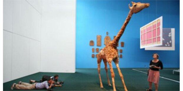 Besucherrekord für Weltkunstausstellung
