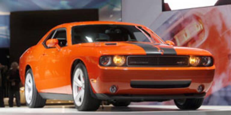 Neuer Dodge Challenger im Retro-Design