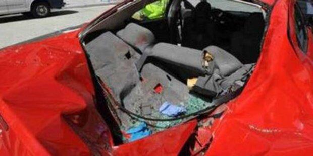 Sprung aus 39. Stock: Frau trauert um Auto