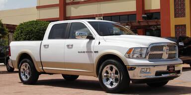 Chrysler ruft Tausende Dodge Ram zurück