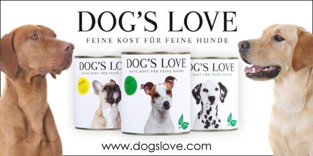 DOG'S LOVE: Premium Hundefutter