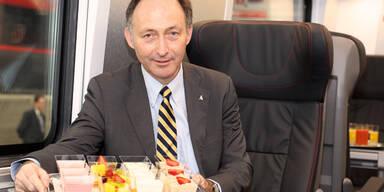 Do&Co kocht jetzt in ÖBB-Zügen auf