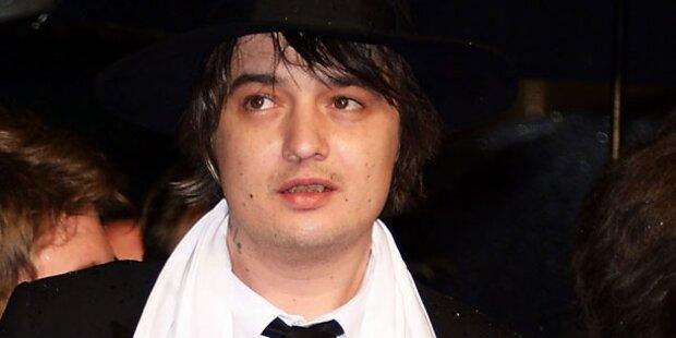 Rocker Doherty als romantischer Held