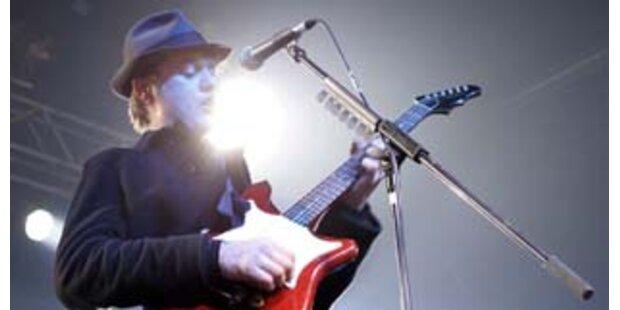Betrunkener Pete Doherty gab Konzert für Millionär