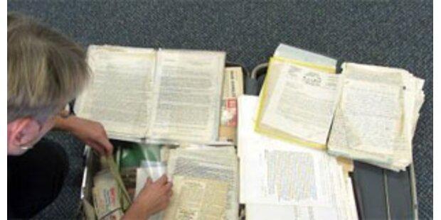 Brisante Dokumente über Al Kaida in Zug gefunden