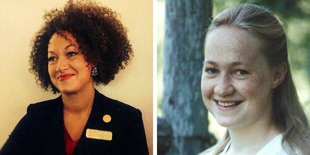 Schwarze Aktivistin ist eigentlich weiß
