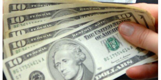Koffer mit 1,2 Millionen Dollar in Bogota entdeckt