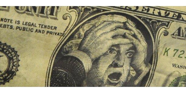 US-Haushaltsdefizit explodiert auf 401,6 Mrd Dollar