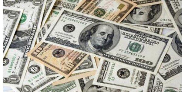 Banken mit 1,3 Billionen Dollar Verlust