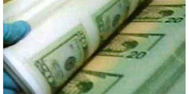 US-Budgetdefizit steigt auf Allzeithoch