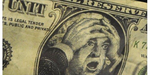Die 100 teuersten Firmen verloren 42 % an Wert