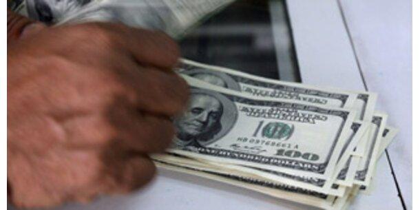 Rekordhoch bei US-Budgetdefizit