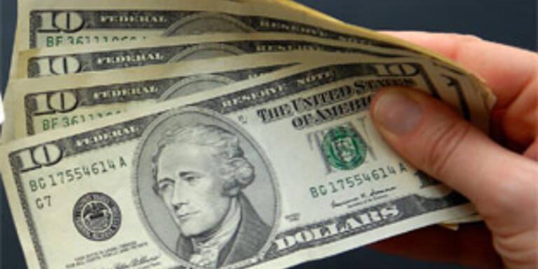 US-Staatsschulden über 9 Billionen Dollar