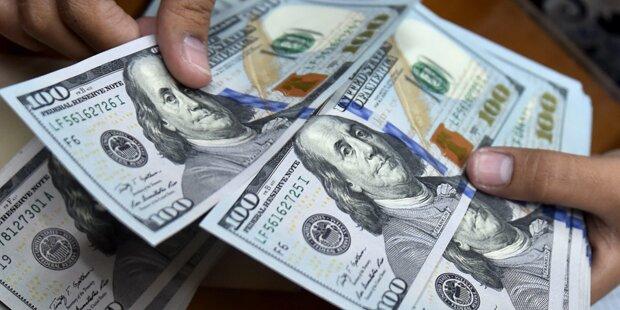 Apple, Google & Co. schwimmen im Geld