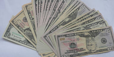 Geld, Dollar, Dollarnote