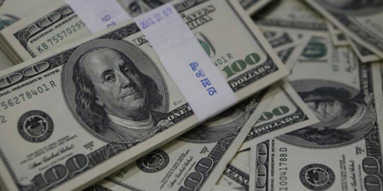 """Hedgefonds-Milliardär fürchtet sich vor """"Kristallnacht"""" gegen """"One Percent"""""""