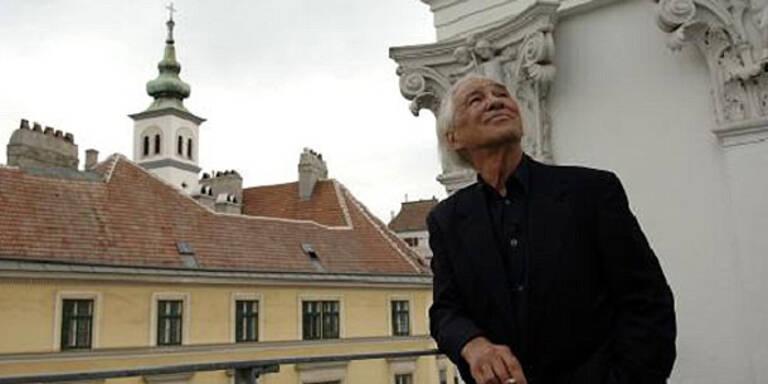 Architekt Günther Domenig ist tot
