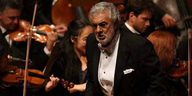 Sex-Skandal um Opernstar Domingo