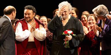 Ehrenring für Plácido Domingo