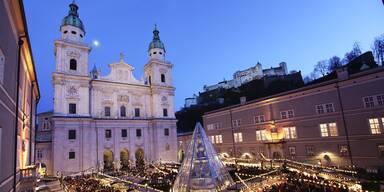 Der Salzburger Christkindlmarkt 2014