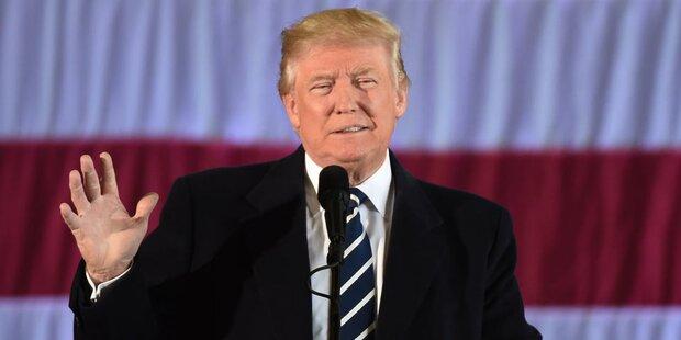 China warnt Trump vor schwerem Fehler