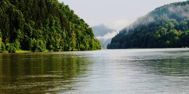 Schock: Unbesetztes Auto rollte in die Donau