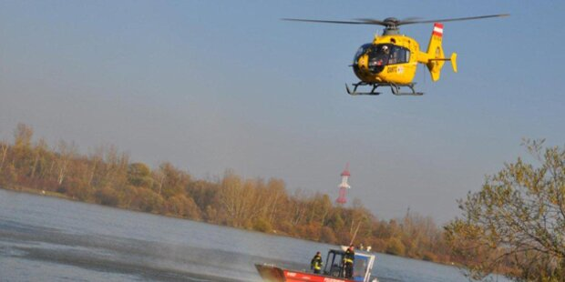 16-Jähriger in Neuer Donau ertrunken