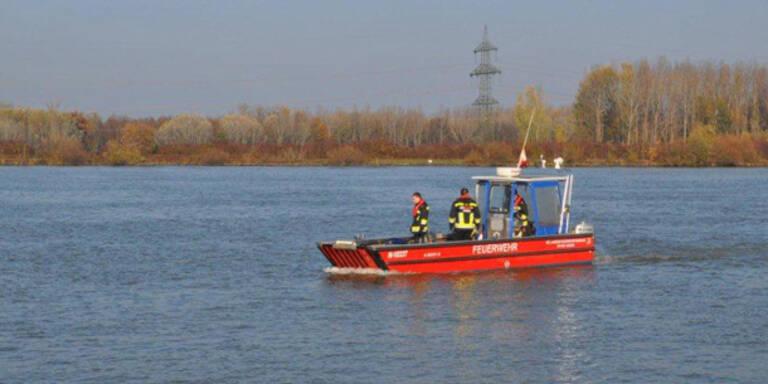 Polizei zog männliche Leiche aus der Donau