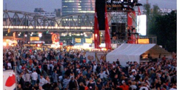 So erfolgreich lief das Donauinselfest