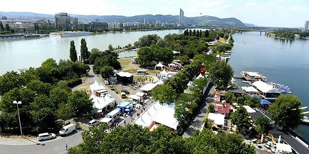 Donauinselfest: So wird das Wetter