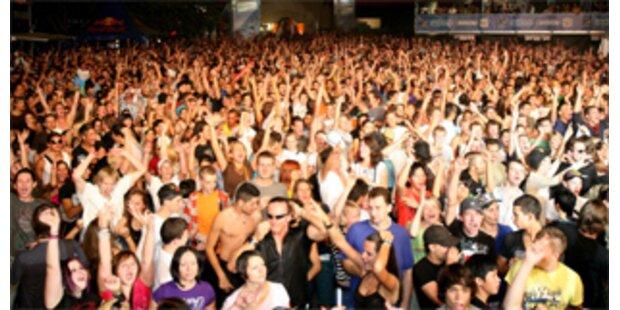 Mehr als 3 Mio. Fans kamen zur Insel