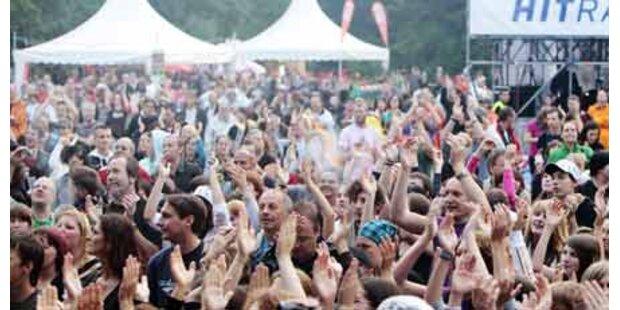 Eine Million Fans auf der Insel