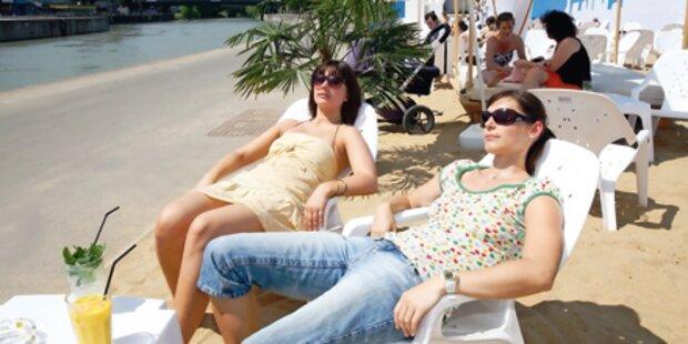 Die coolsten Donaukanal-Lokale