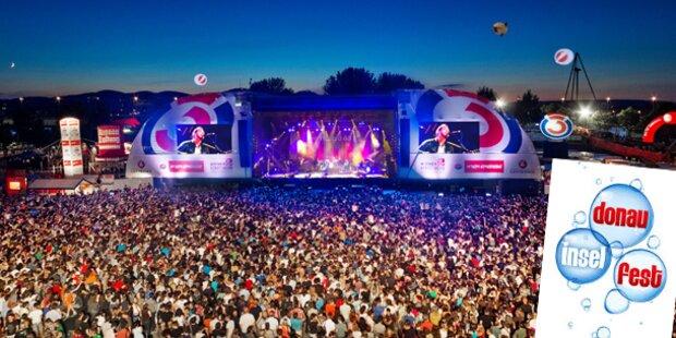 Donauinselfest: Wahsinn auf 14 Bühnen