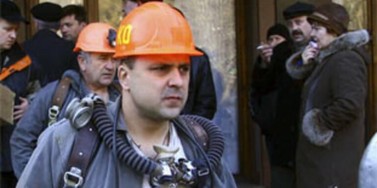 Bis zu 100 Tote bei Grubenunglück in der Ukraine
