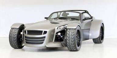 Donkervoort D8 GTO mit Audi RS-