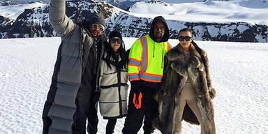 Kardashians in Island